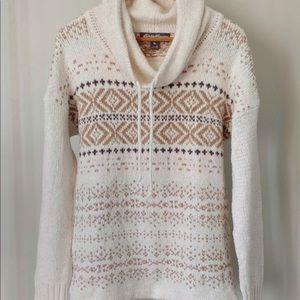 50% off in bundle - Eddie Bauer Cowl Neck Sweater